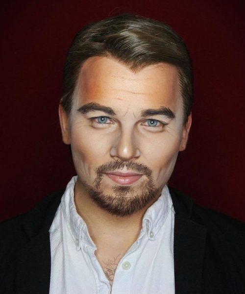 令人惊艳的化妆术——实现明星脸易如反掌