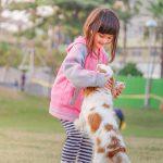 科学研究:和狗狗一起成长的孩子能够发展出更好的社交能力